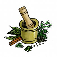 herb, medicine, aromatic plant, cooking