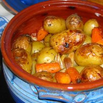 ROAST NEW POTATOES