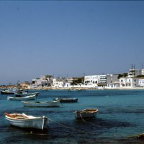320 x 320: GREECE - CYCLADES - KOUFONISIA - HARBOUR