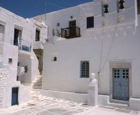ORIGINAL: GREECE - CYCLADES - SIFNOS - WHITE HOUSES