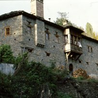 GREECE - EPIRUS - METSOVO - TRADITIONAL HOUSE
