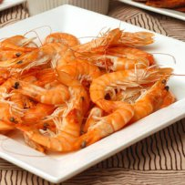 320 x 320: FOOD - SHRIMPS