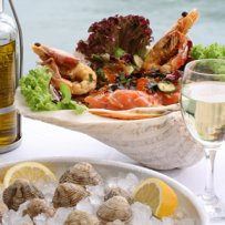 SEAFOOD - WHITE WINE