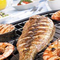 320 x 320: FOOD - GRILLED FISH