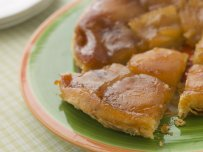 ORIGINAL: FOOD - DESSERT - FRANCE - APPLE TARTE TATIN