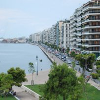 320 x 320: GREECE - THESSALONIKI - SEA FRONT
