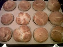 Quick Bread Rolls