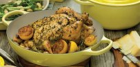 Roast Chicken Provencal