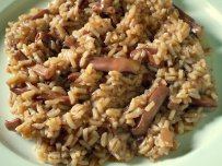 Cuttlefish and Rice
