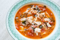 Greek Bouillabaisse