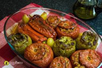 Stuffed Tomatoes from Constantinople