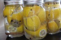 Lemon preserves
