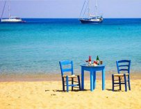Best beach cafes and tavernas in Greece A Readers' travel tips