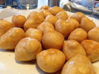 greek loukoumades, sweets