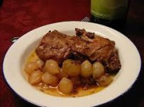Rabbit Casserole with Sweet Mavrodaphne Wine