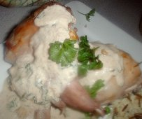 Rabbit with Walnut Sauce