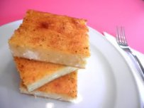 Cheese Pie (without pastry)