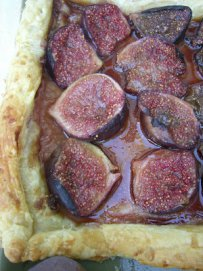 Ripe Fig Tart
