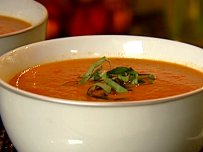Baked Tomatoes Soup