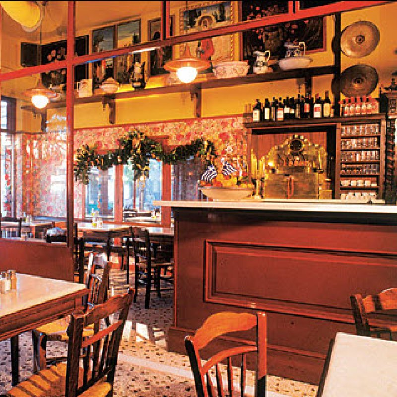 320 x 320: RESTAURANT - GREECE - ATHENS - CAFE ABYSSINIA