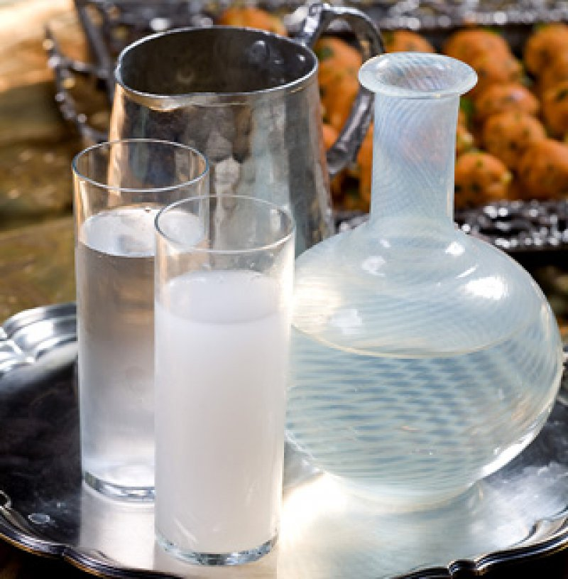 Ouzo-Greece's signature drink-Gourmed