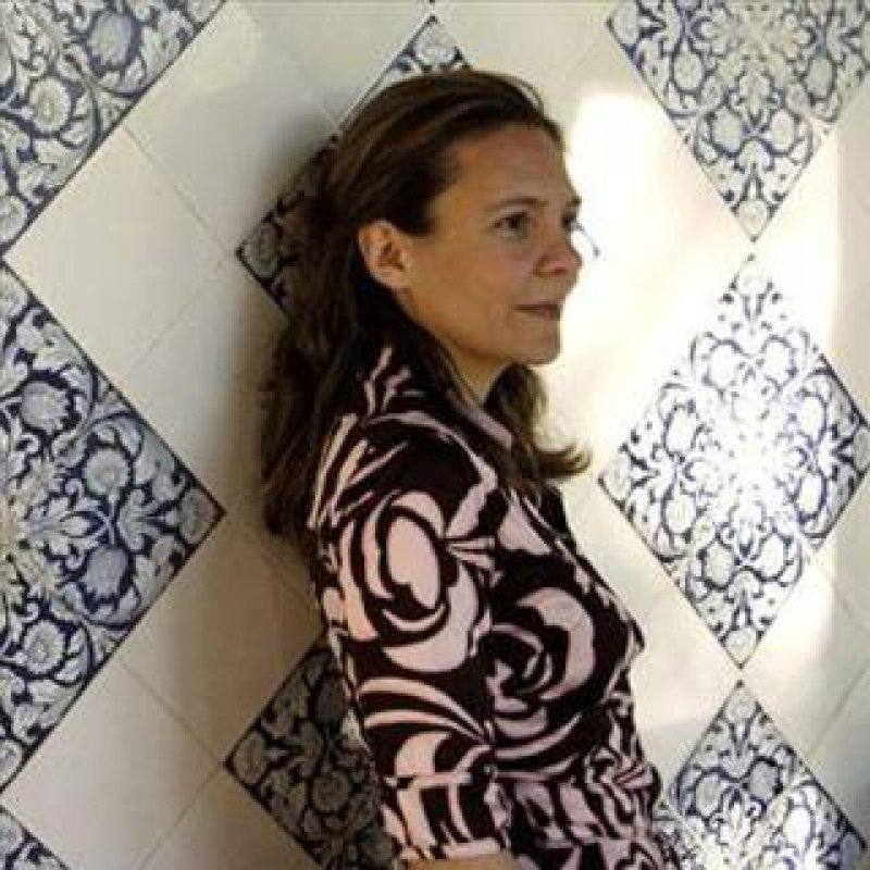 320 x 320: WRITER AND JOURNALIST - AMANDA MICHALOPOULOU