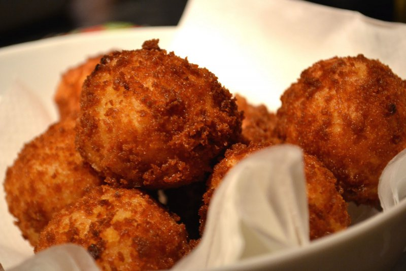 Chickpea and Couscous Croquettes
