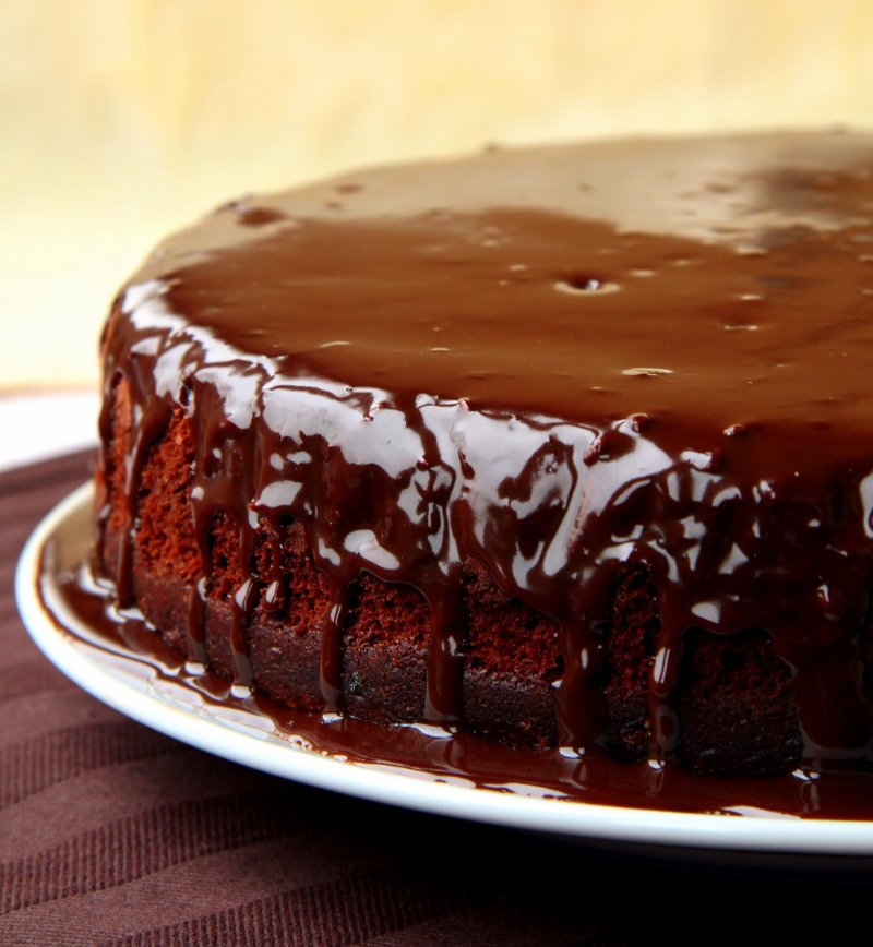 Chocolate Cake - Babke