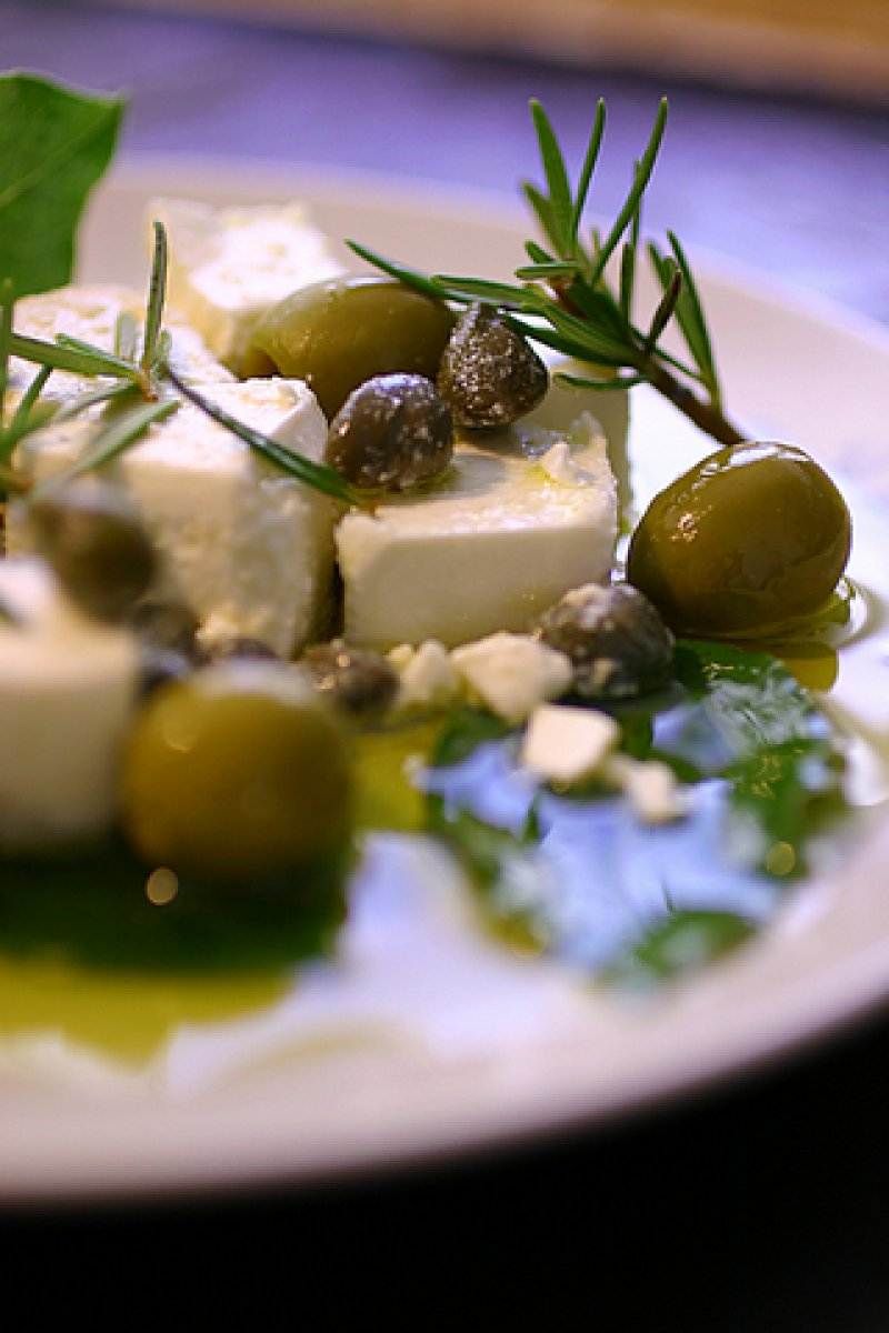 feta  Greek