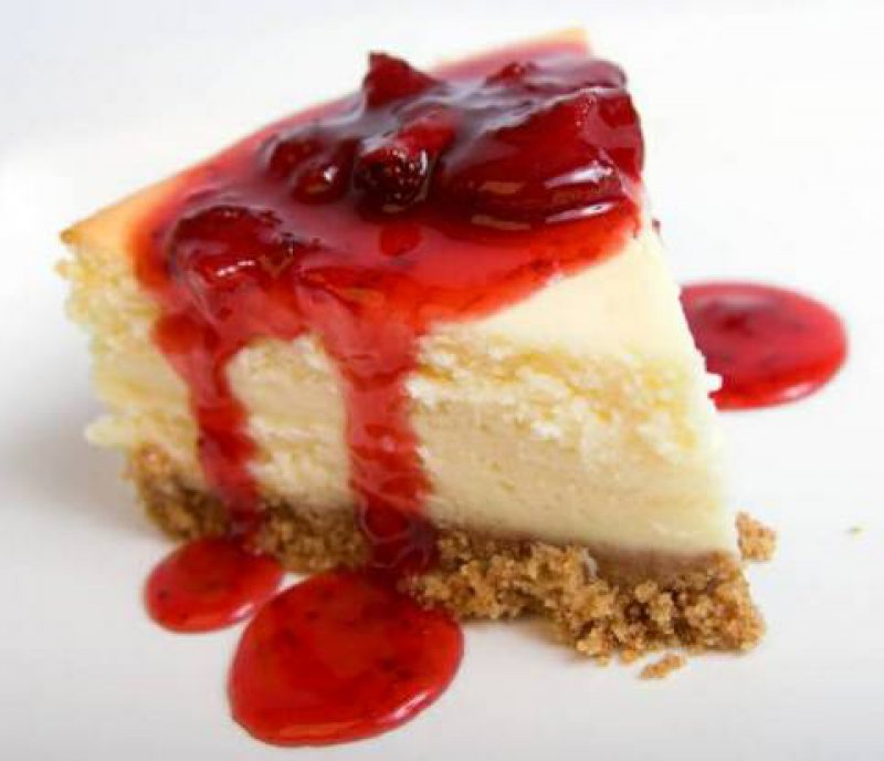 Greek Cheesecake with Katiki and Xinomyzithra
