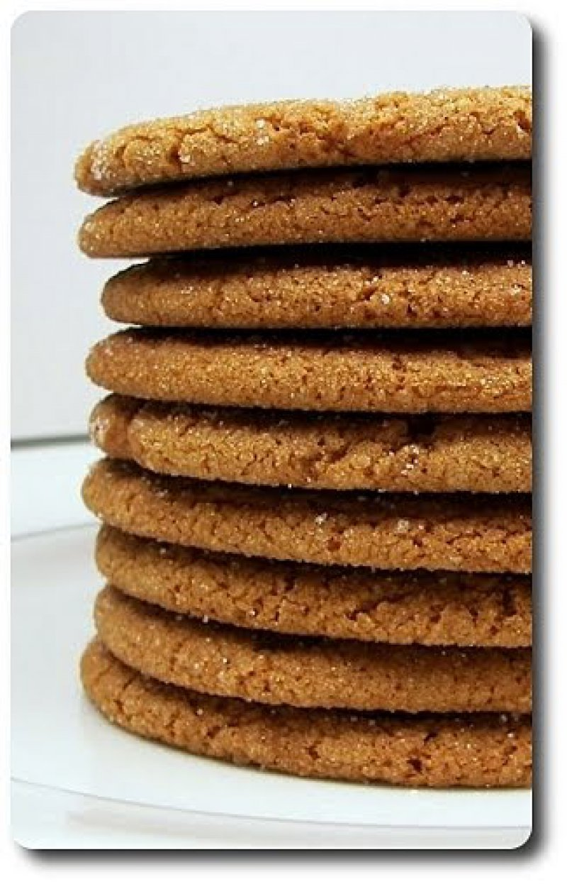 Ginger and Honey Cookies