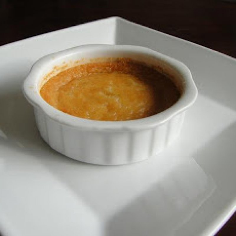 Custard with Spices and Honey