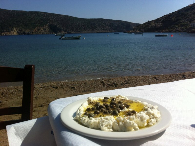 Sifnos the best restaurants of the island