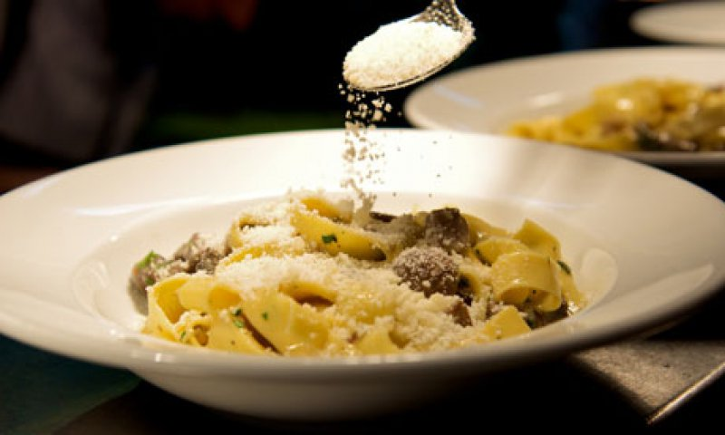 Lamb Ragu with papardelle