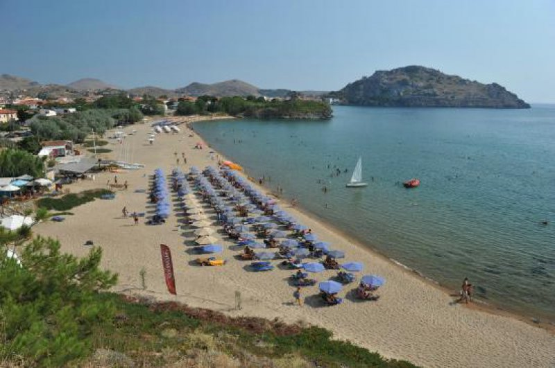 Lesvos, the Natural and Architectural Star of the East Aegean