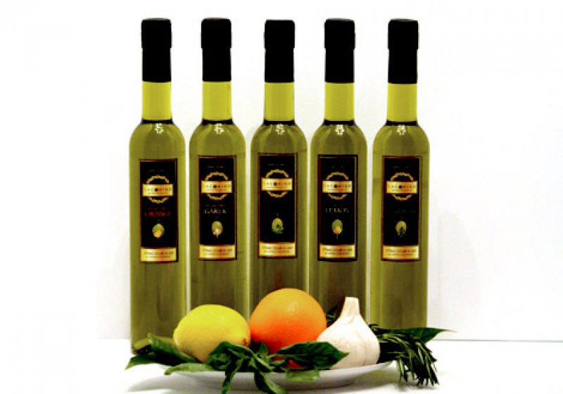 Five Flavors Olive Oil