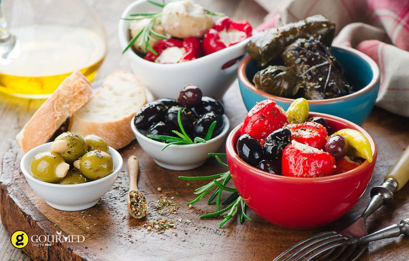 GOURMED'S favorite videos about Greek Gastronomy