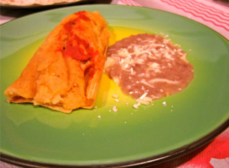 Rincon Mexicano, home-made mexican food by Mrs. Ines