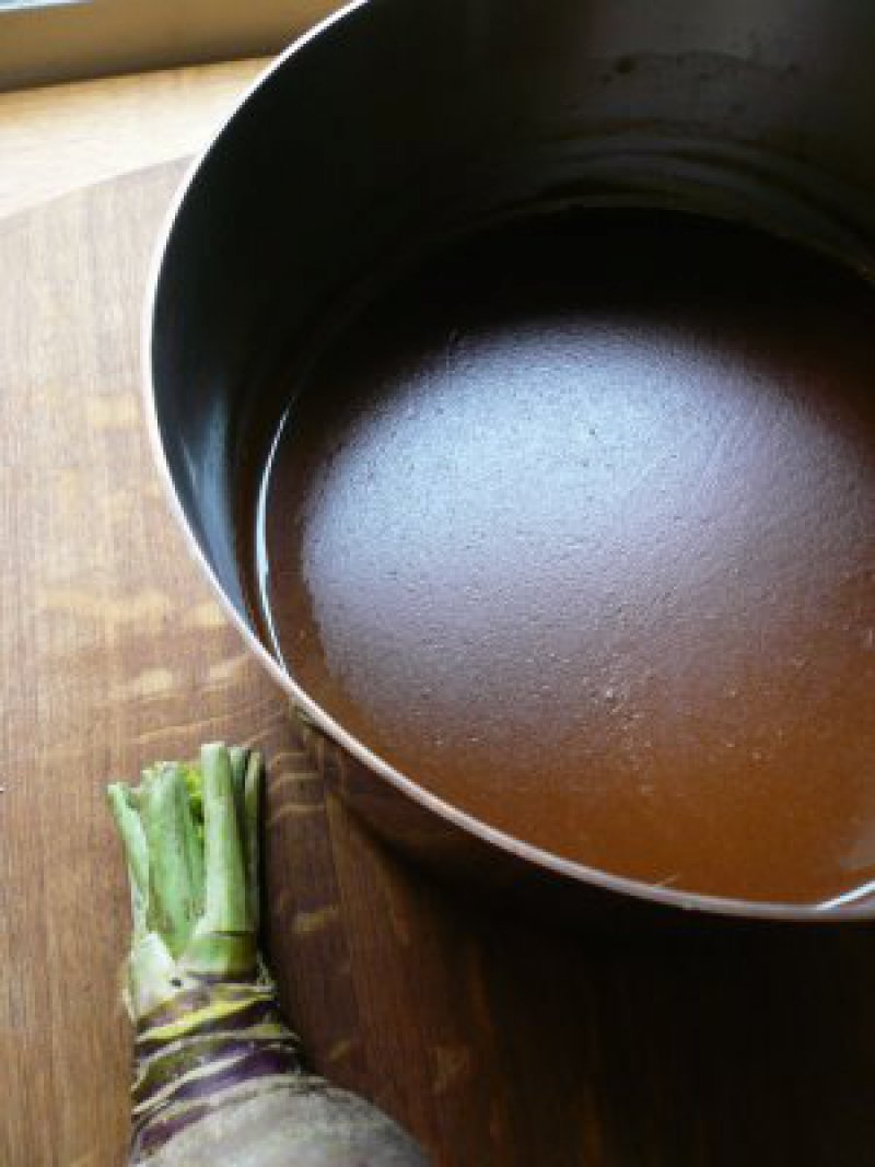Sauce: Red Wine Sauce (for meat)