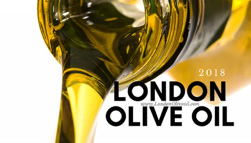 LONDON IOOC 2018, London International Olive oil Competitions