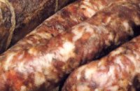 320 x 320: FOOD - SAUSAGES