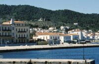 320 x 320: GREECE - SARONIC ISLANDS - SPETSES - HARBOUR