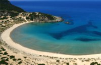 320 x 320: GREECE - PELOPONNESE - MESSENIA- VOIDOKILIA BEACH