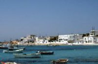 210 x 210: GREECE - CYCLADES - KOUFONISIA