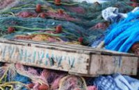 210 x 210: GREECE - FISHING NETS