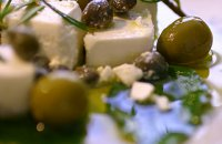 "feta  Greek ""PDO"" Cheeses"