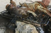 How to Grill a Fish the Greek way
