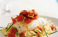 Marinated Sea Bass