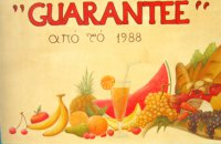 Guarantee, making sandwiches with more then 100 ingredients