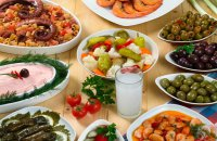The Greek Lent Table